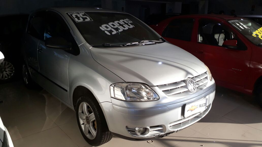 VW Fox ST 1.6 2005