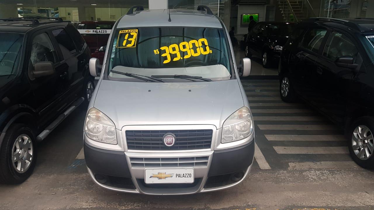 Fiat Doblo ESSENCE 1.8 2013