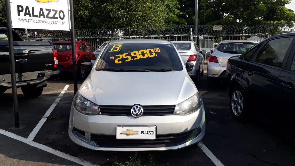 VW Gol CITY 1.0 2013