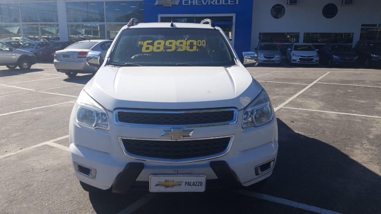 Chevrolet S10 LT 2.4 2013