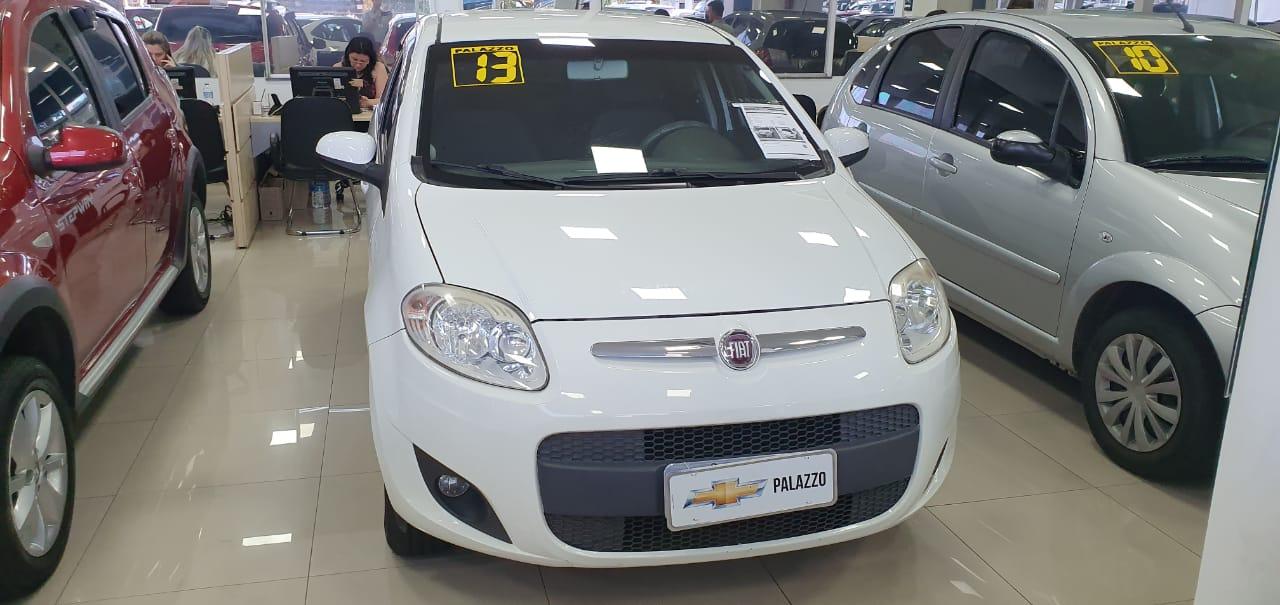 Fiat Palio ATTRACTIV 1.0 2013