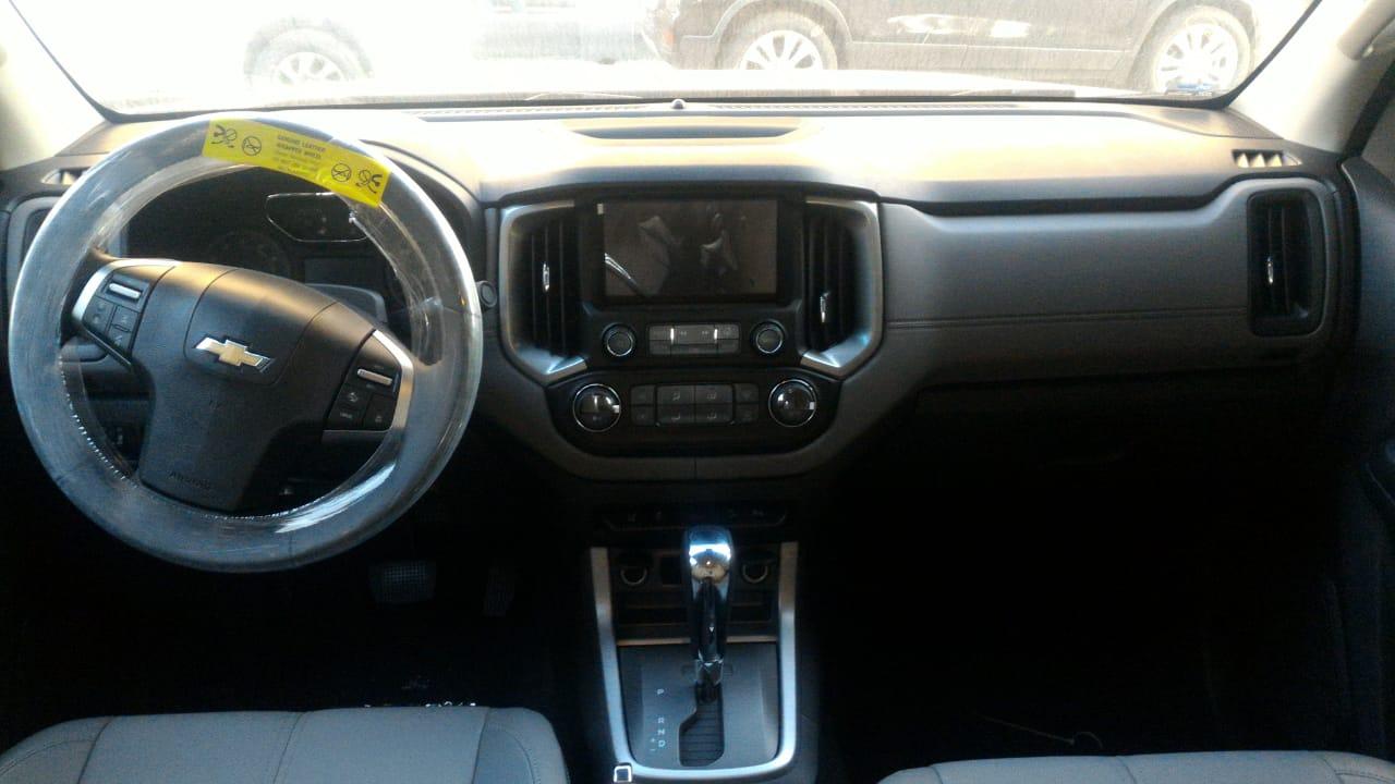 Chevrolet S10 Cabine Dupla LTZ 2.5 2018