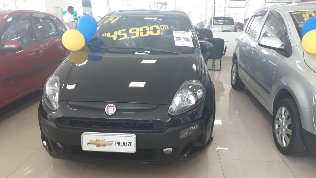 Fiat Punto BLACKMOTION 1.6 2014