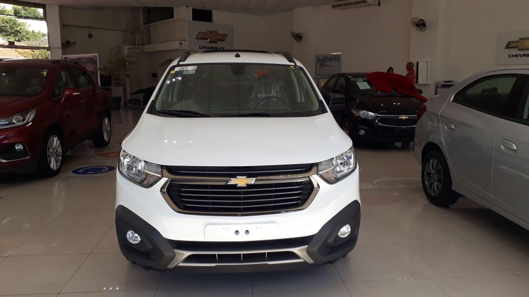Chevrolet Spin Activ 7 1.8 2019