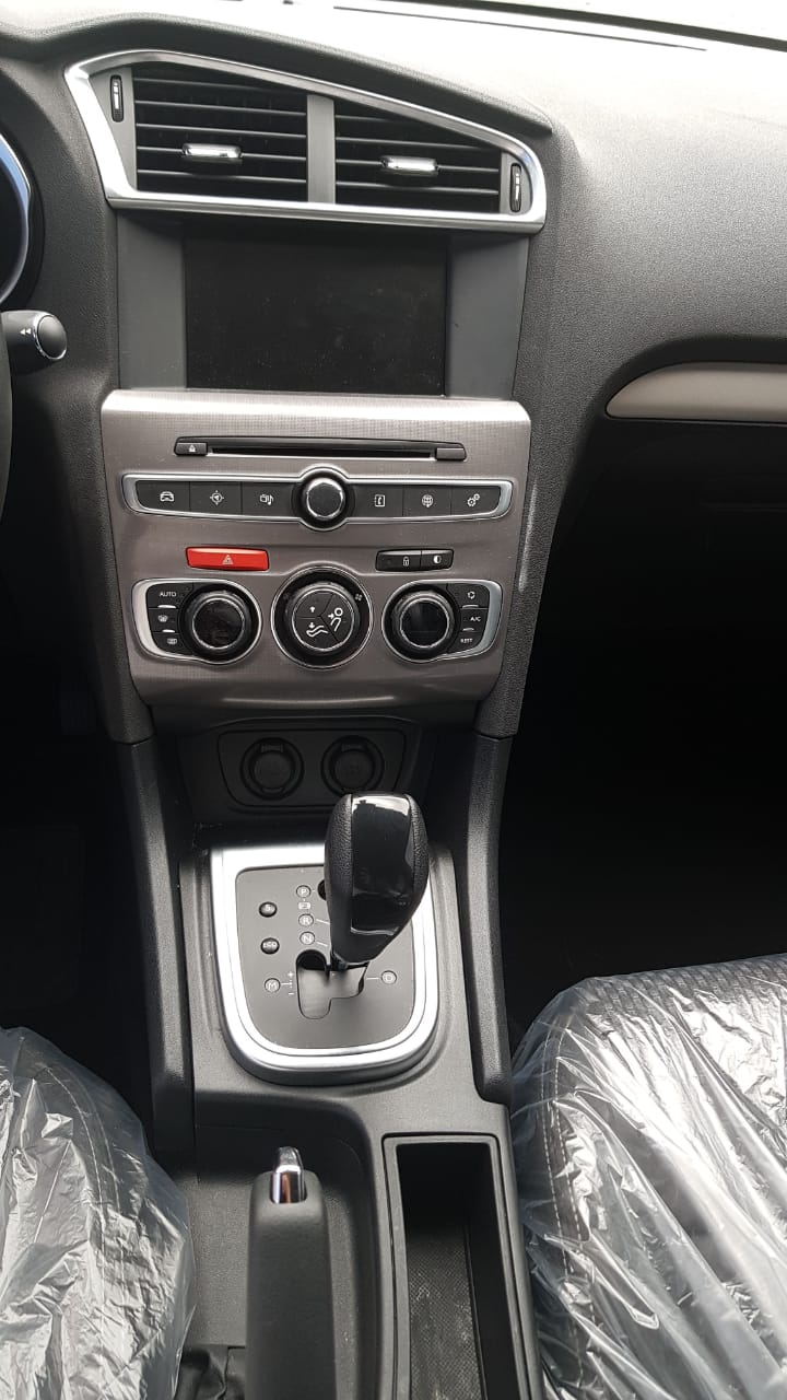 CITROEN C4 LOUNGE 1.6 Turbo 2017