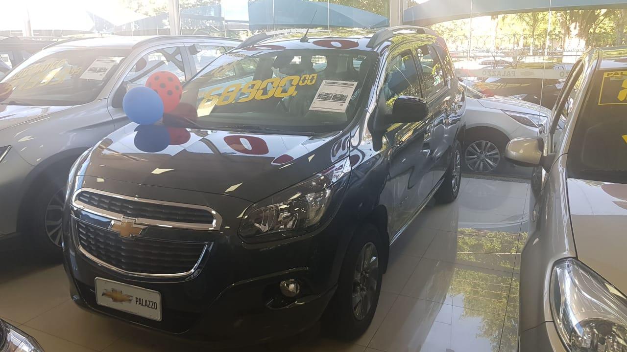 Chevrolet Spin ADV 1.8 2018