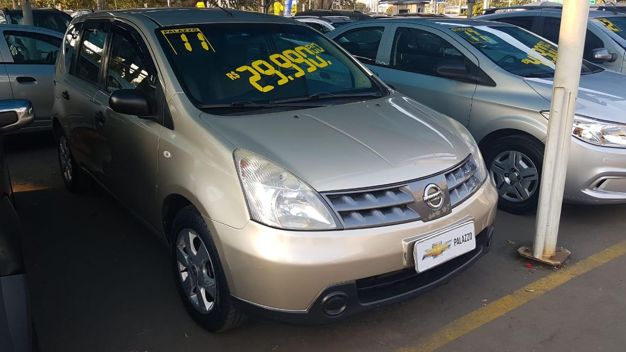 Nissan Livina S 1.6 2011