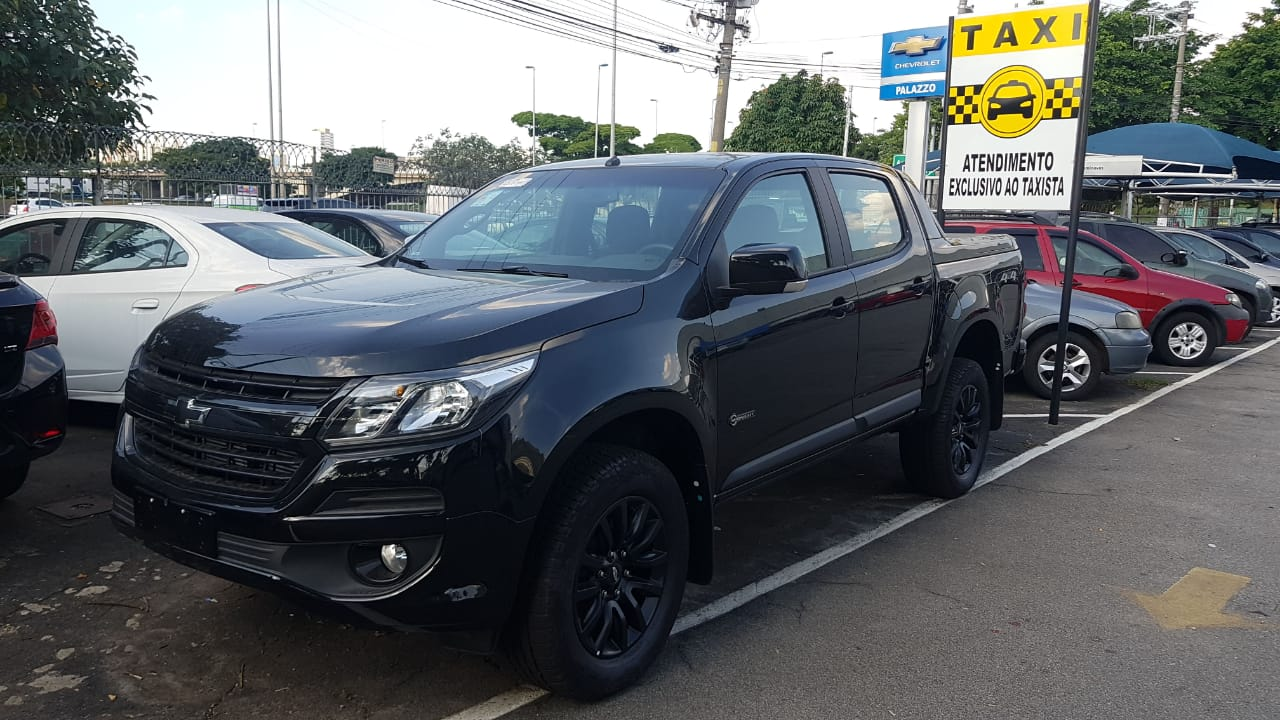 Chevrolet S10 MIDNIGHT 4X4 2.8 2019