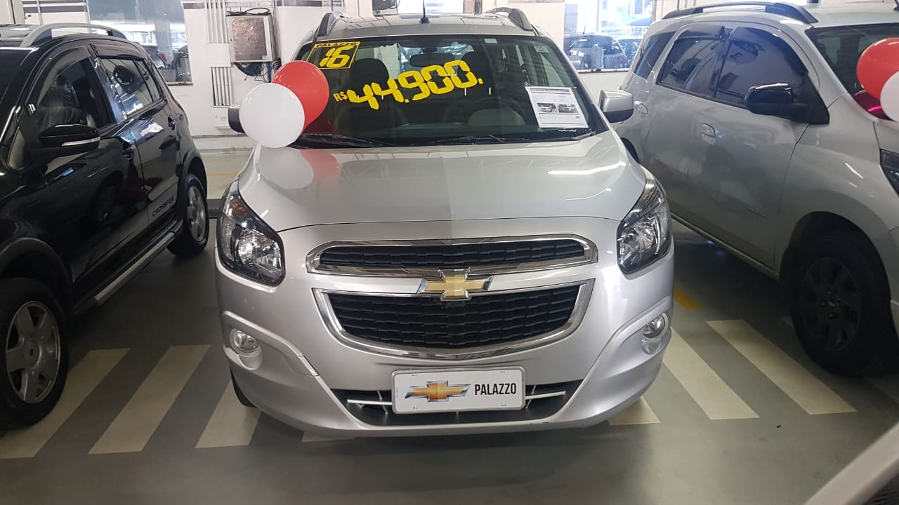 Chevrolet Spin LT 5 Lugares 1.8 2016