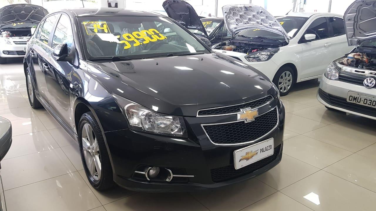 Chevrolet Cruze LTZ 1.8 2014