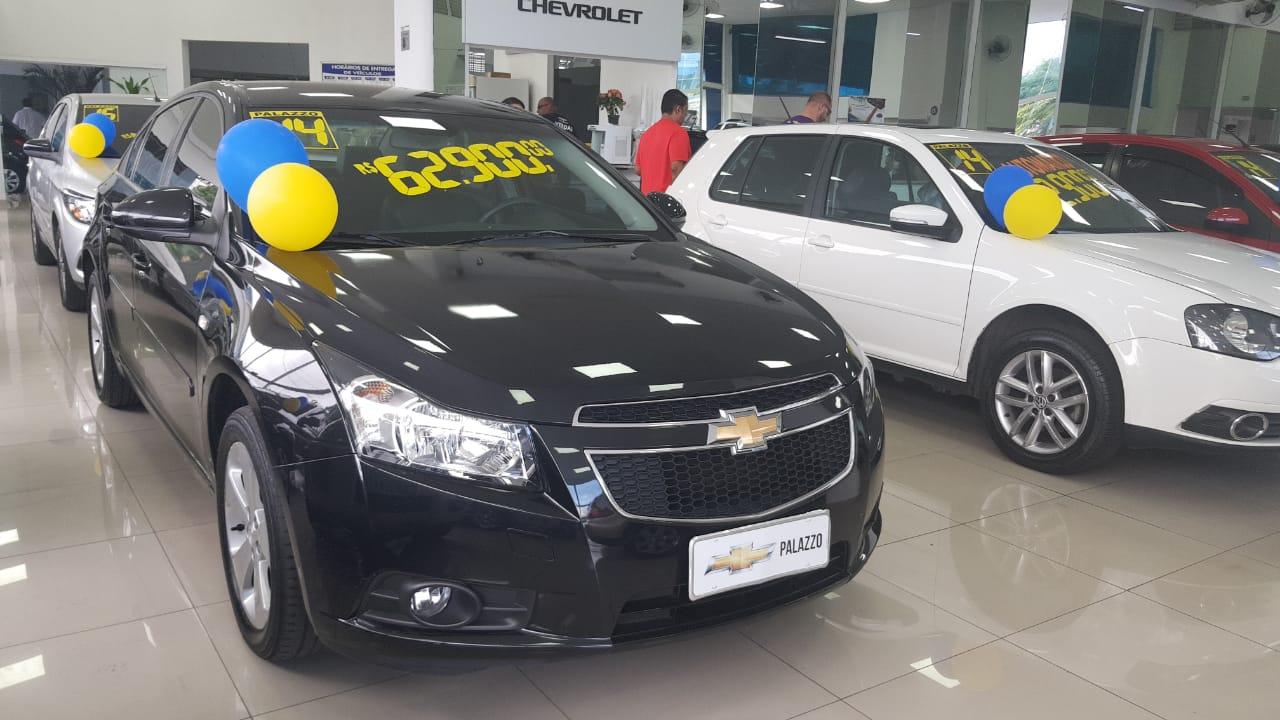 Chevrolet Cruze Sedan LT 1.8 2014