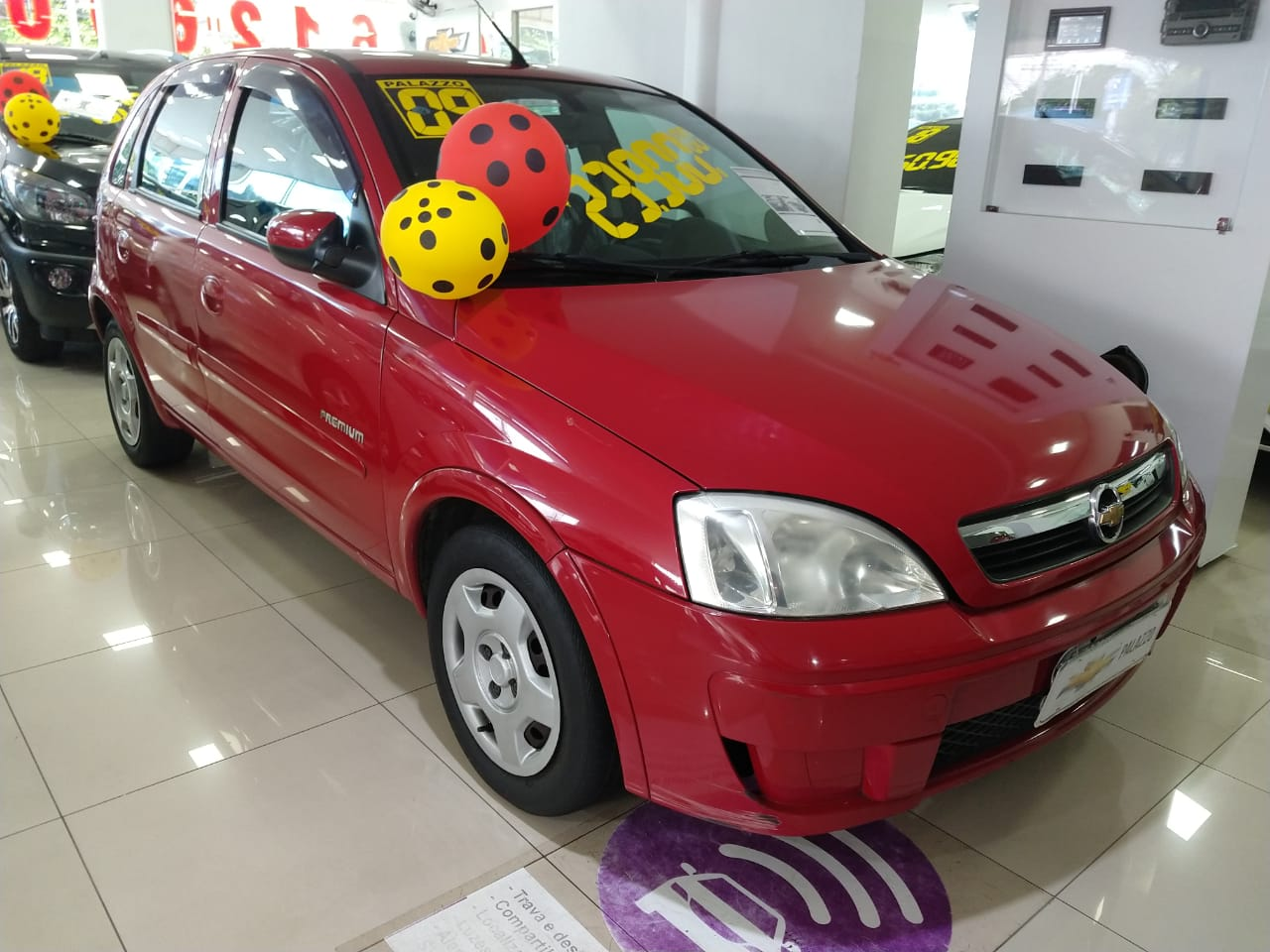 Chevrolet Corsa Hatch PREMIUM 1.4 2009