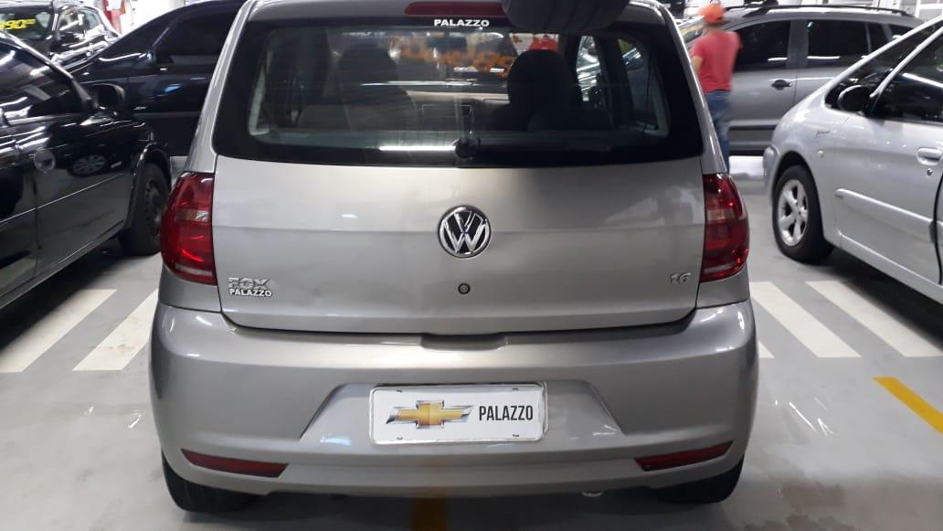 VW Fox GII 1.6 2011