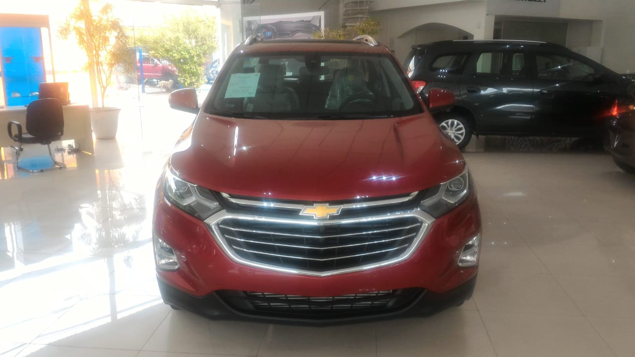Chevrolet EQUINOX PREMIER 2.0 Turbo 2018