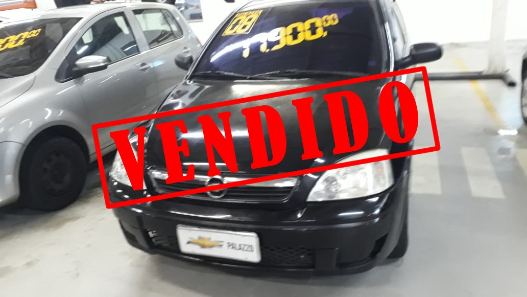 Chevrolet Corsa Sedan MAXX 1.4 2008