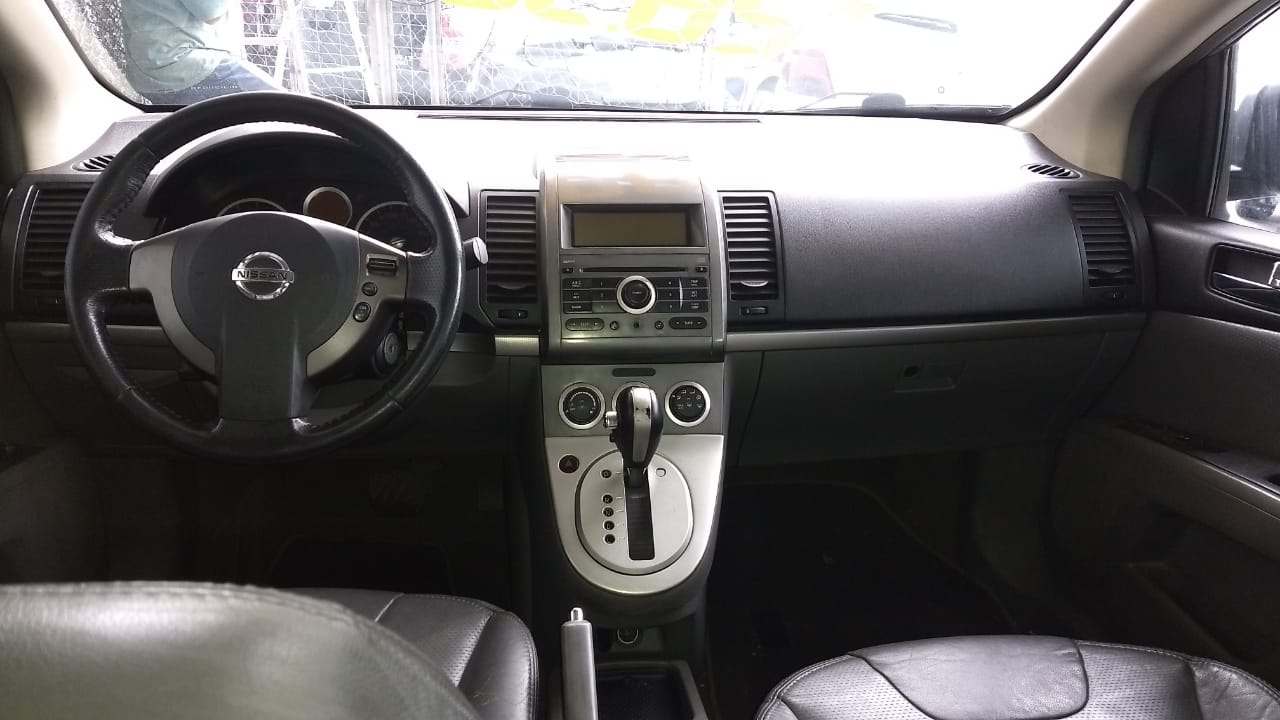 Nissan Sentra S 2.0 2008