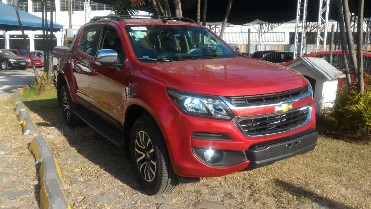 Chevrolet S10 Cabine Dupla Hight Country 2.8 2018