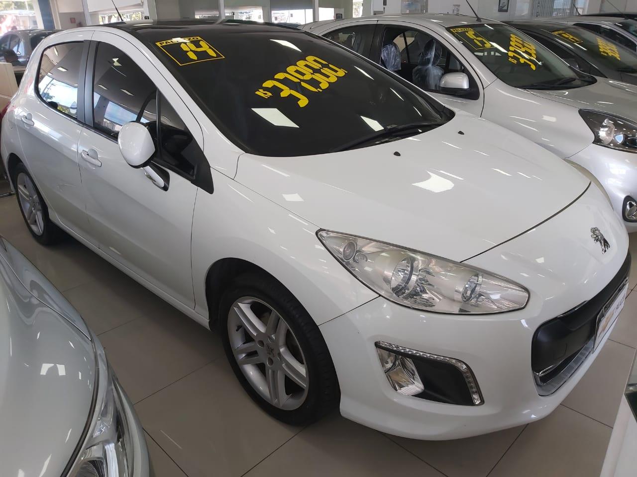Peugeot 308 ACTIVE 1.6 2014
