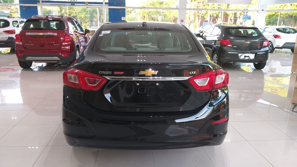 Chevrolet Cruze Sedan LTZ II 1.4 Turbo 2019