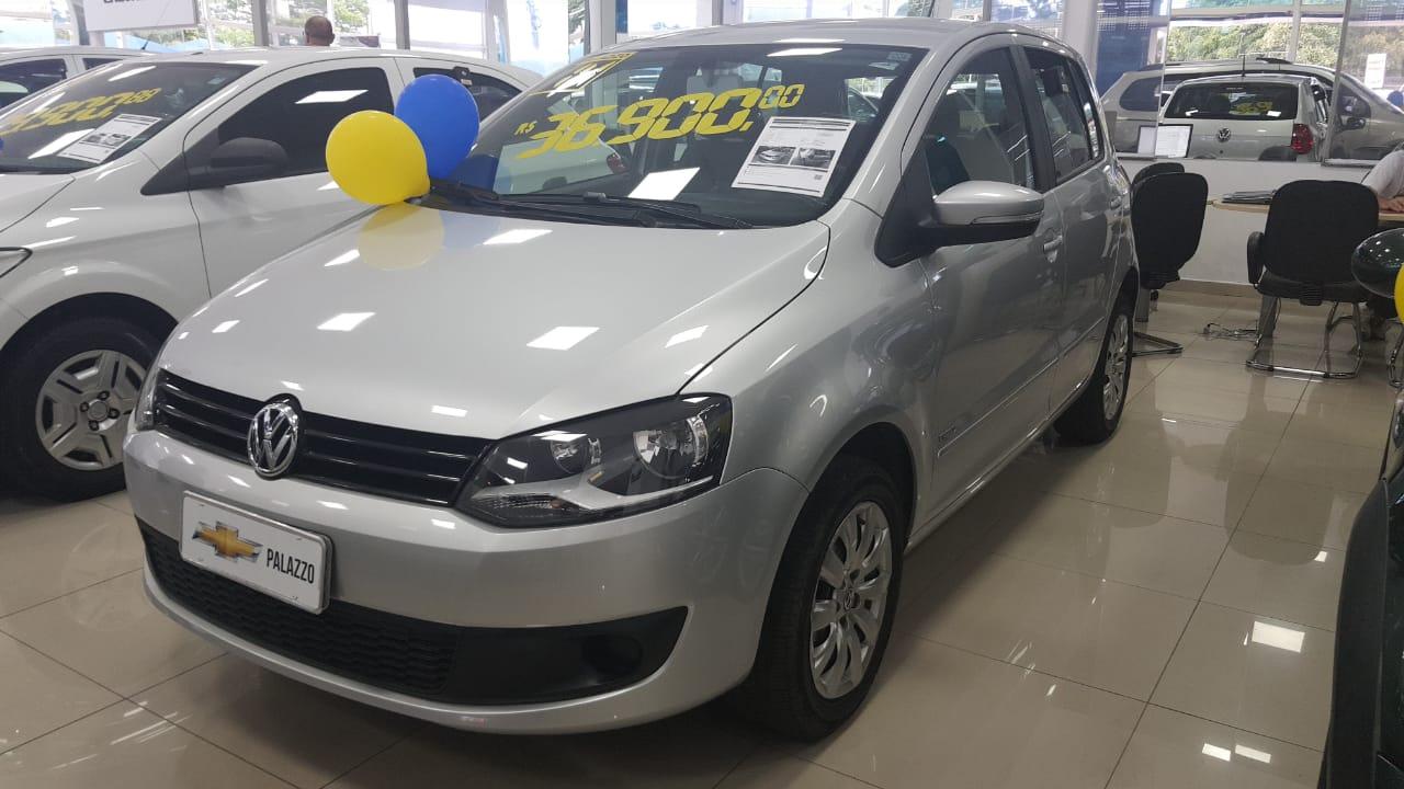 VW Fox GII 1.0 2014