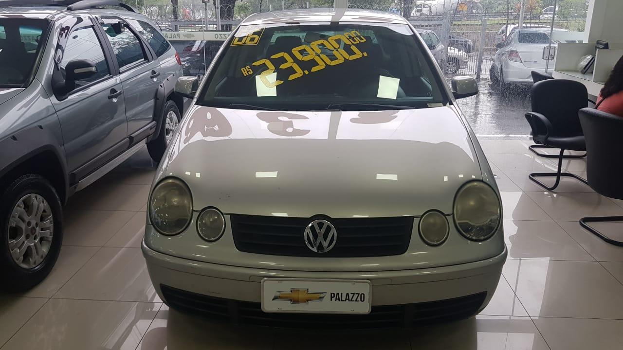VW POLO 1.6 2006