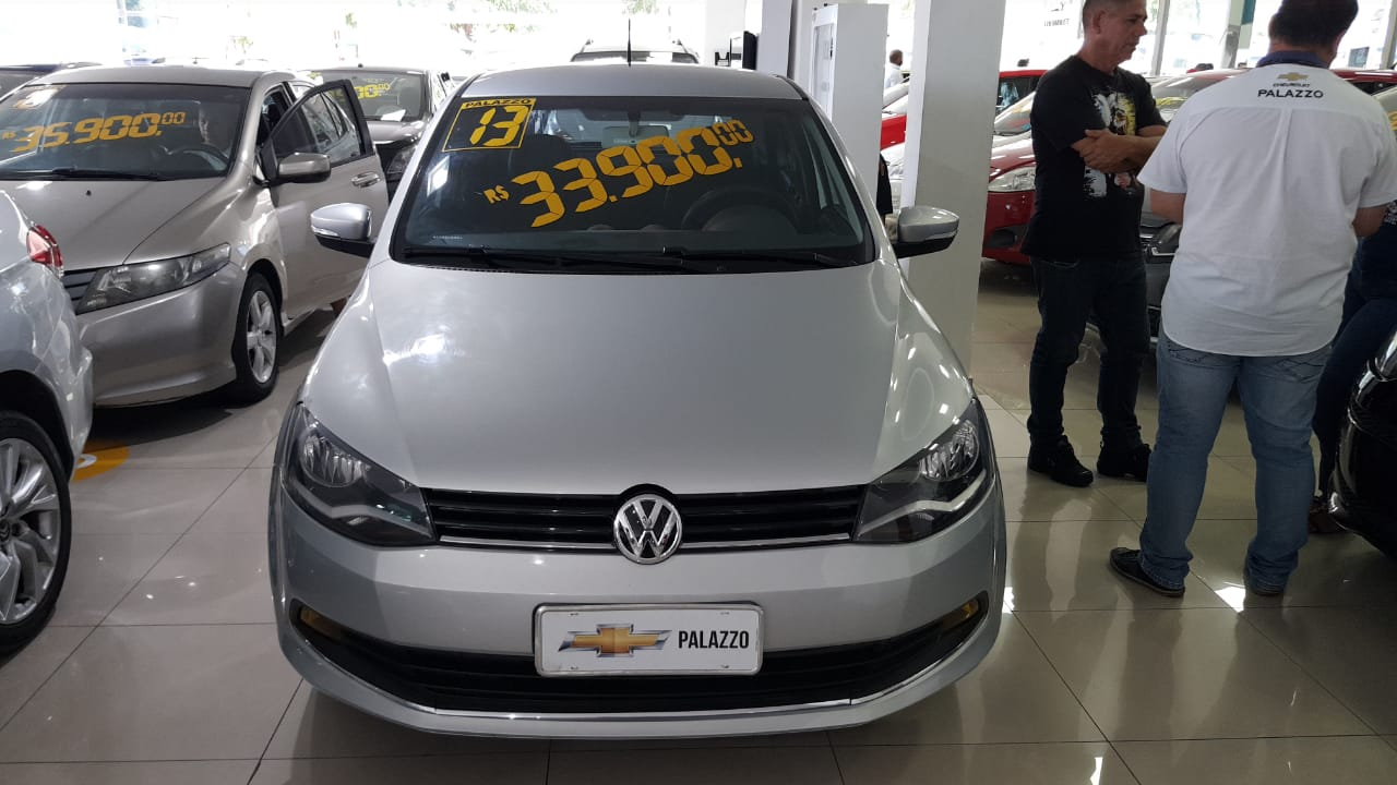 VW GOL Imotion 1.6 2013