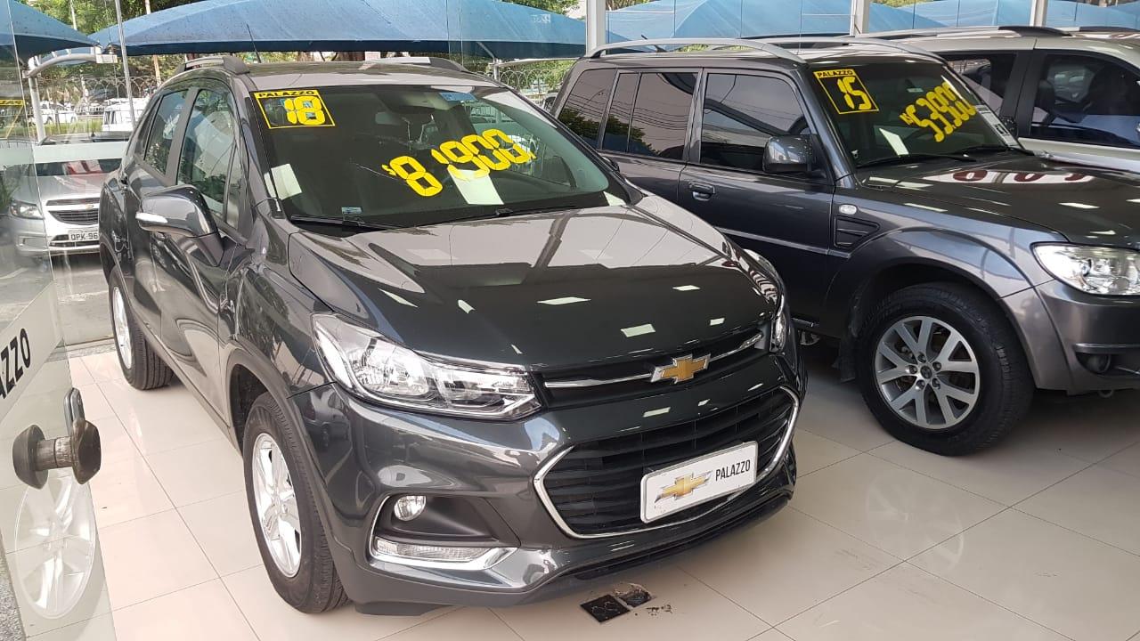 Chevrolet Tracker LT TURBO 1.4 2018