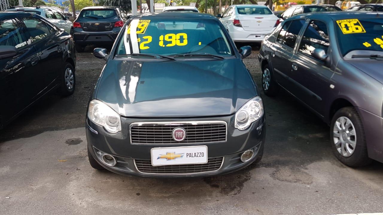 Fiat Siena ELX 1.4 2009