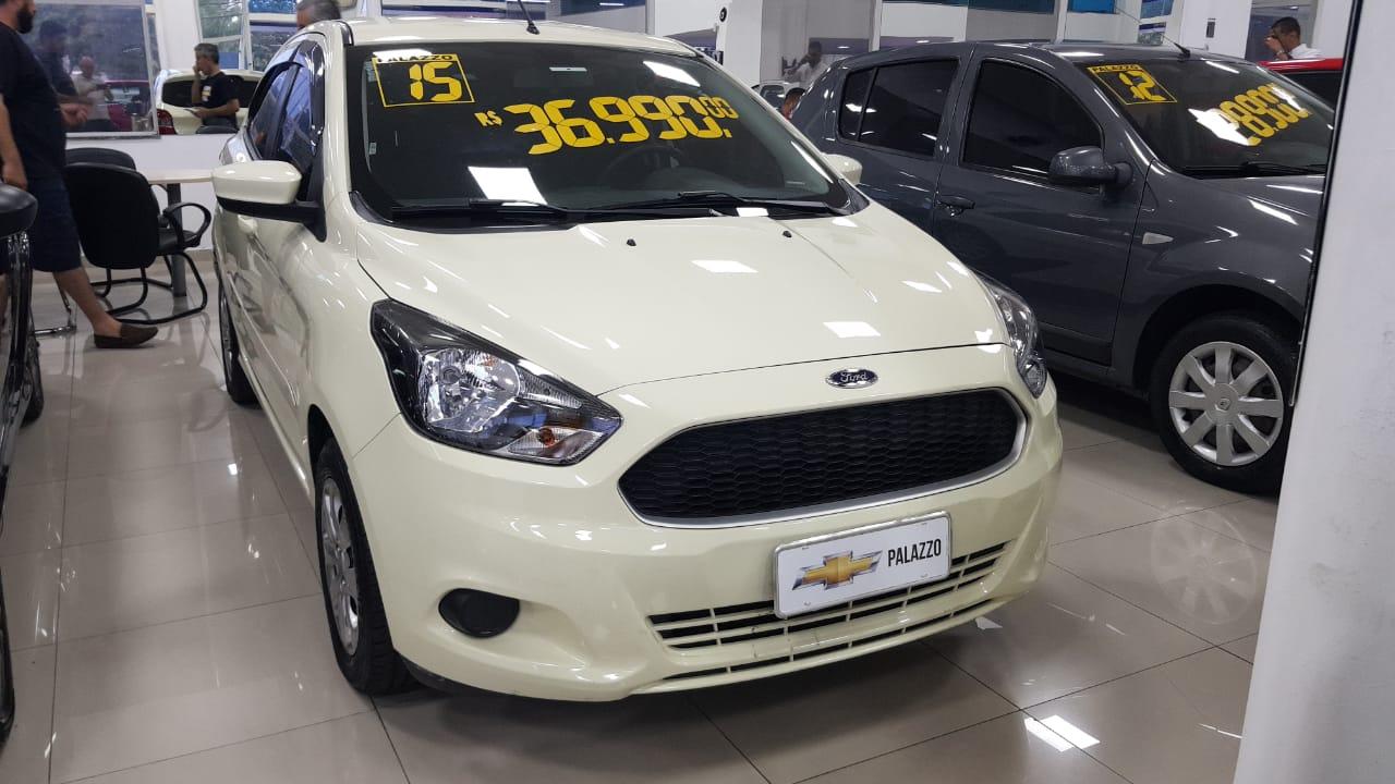 Ford Ká 1.0 2015
