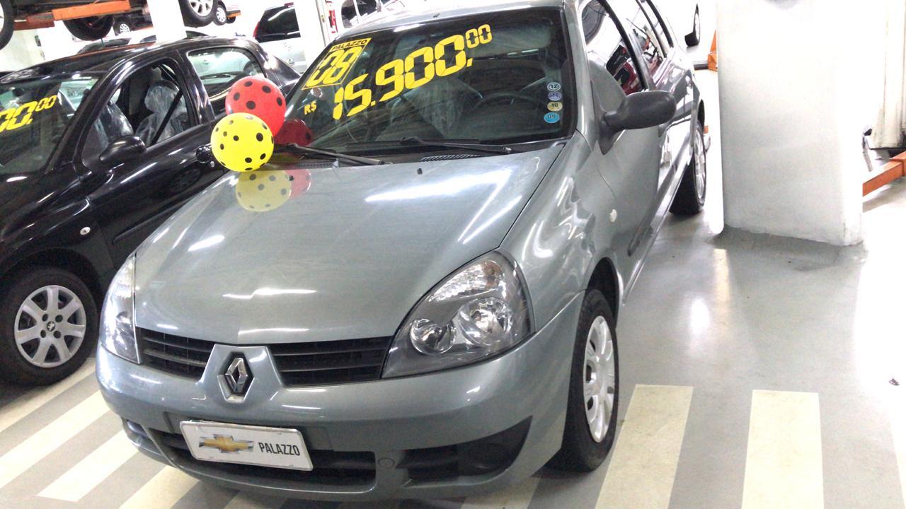 RENAULT CLIO AUTENTIC 1.0 2008