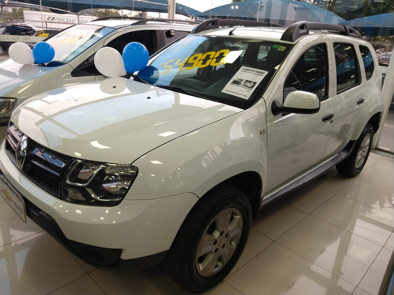 RENAULT Duster 4X2 1.6 2017