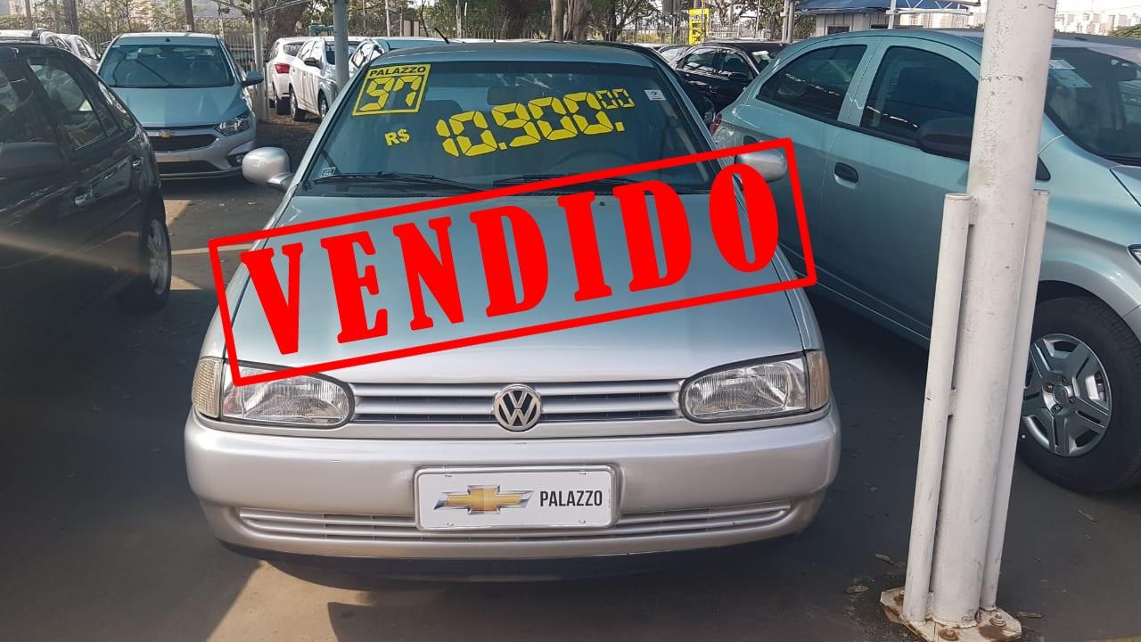 VW Gol CL 1.6 1997
