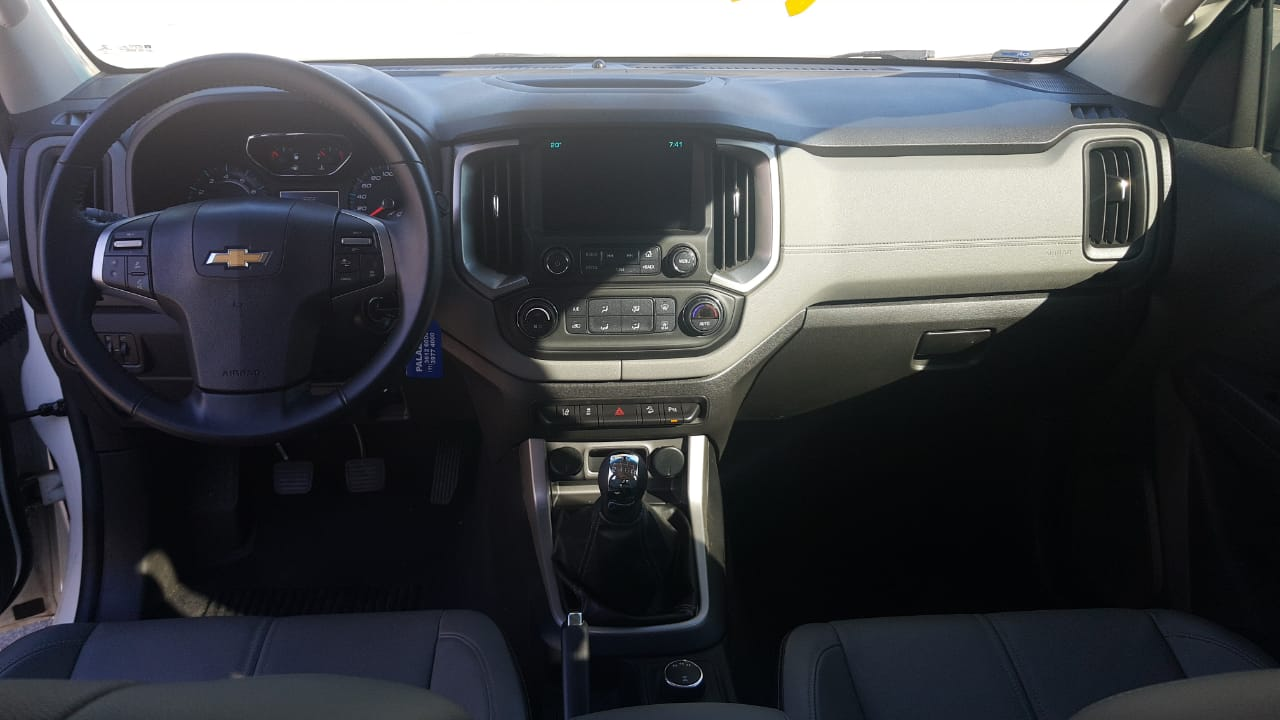 Chevrolet S10 LTZ FD4 2.5 2017