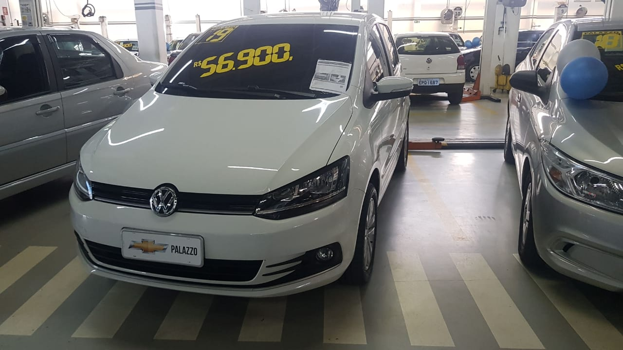 VW FOX CONNECT SB 1.6 2019