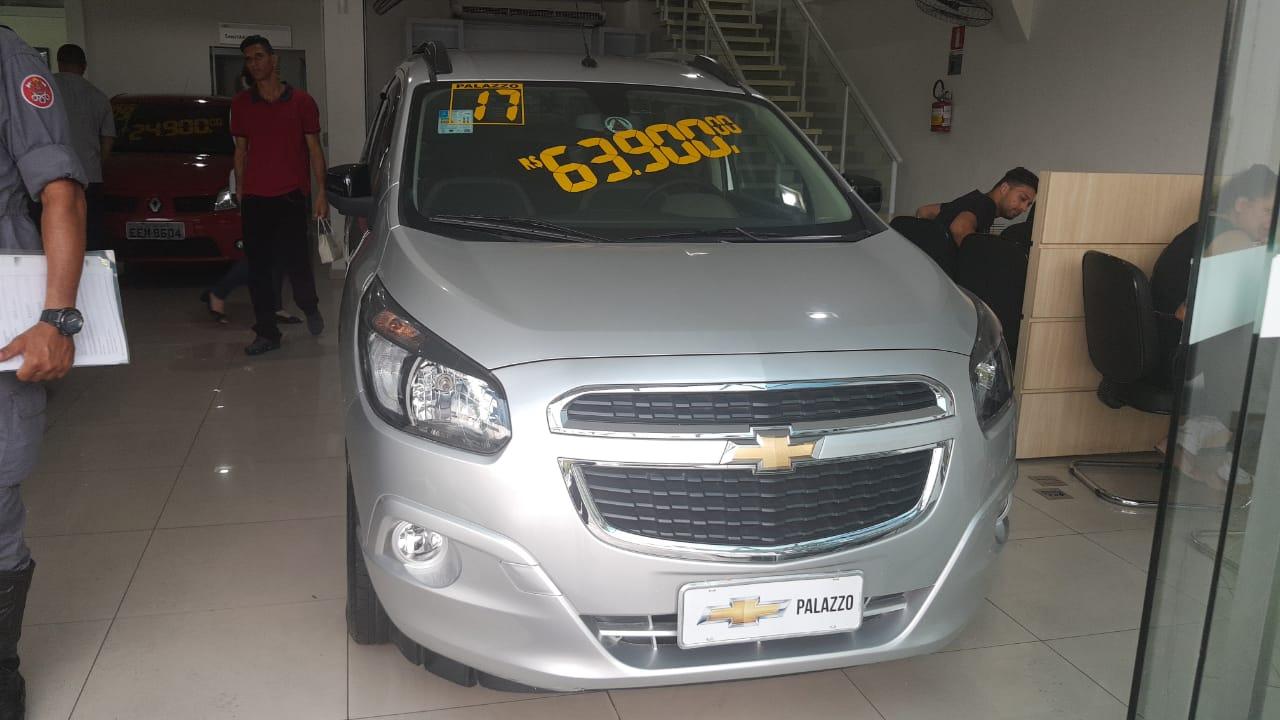 Chevrolet Spin LT ADV 1.8 2017