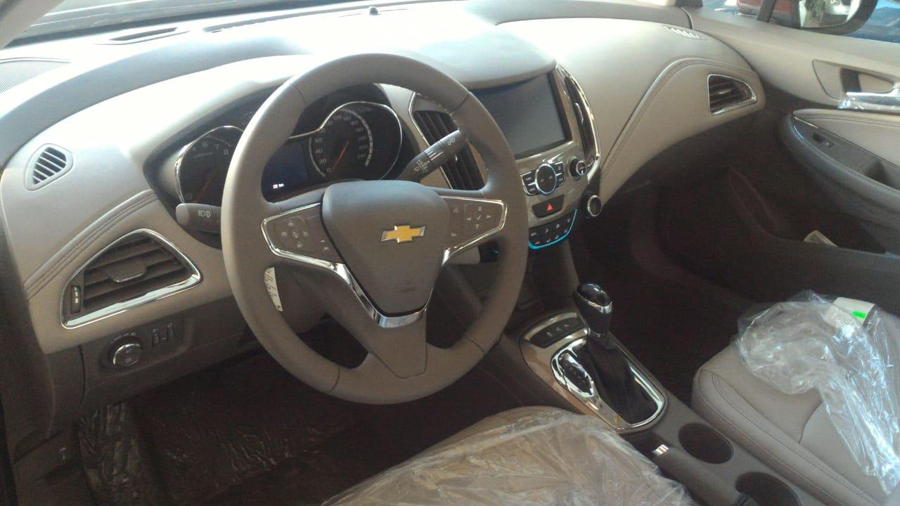 Chevrolet Cruze Sedan LTZ 1.4 Turbo 2018