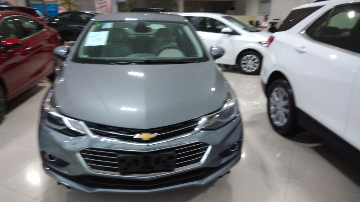 Chevrolet Cruze Sedan LTZ 1.4 Turbo 2018