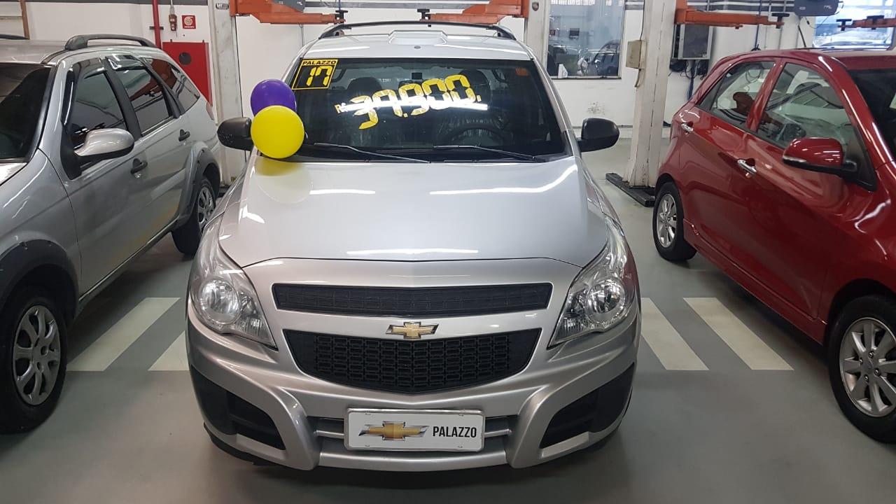 Chevrolet Montana LS 1.4 2017