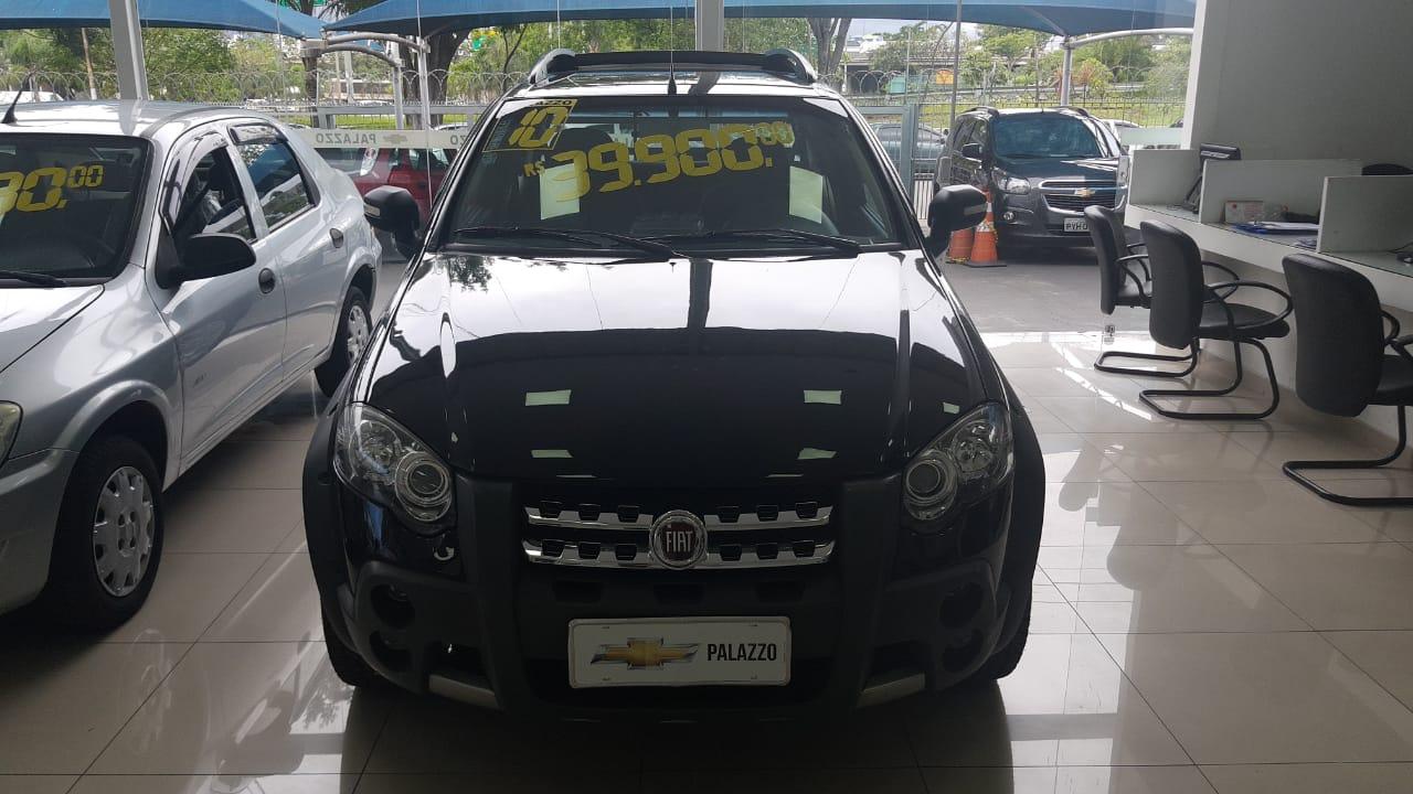 Fiat Strada ADVENTURE CD 1.8 2010