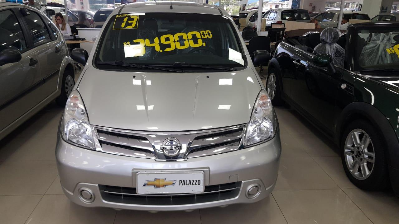 Nissan Livina 1.6 2013