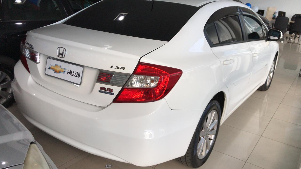 Honda Civic LXR 1.8 2014