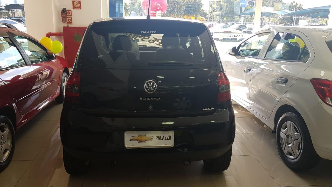 VW FOX BLACKFOX 1.0 2010