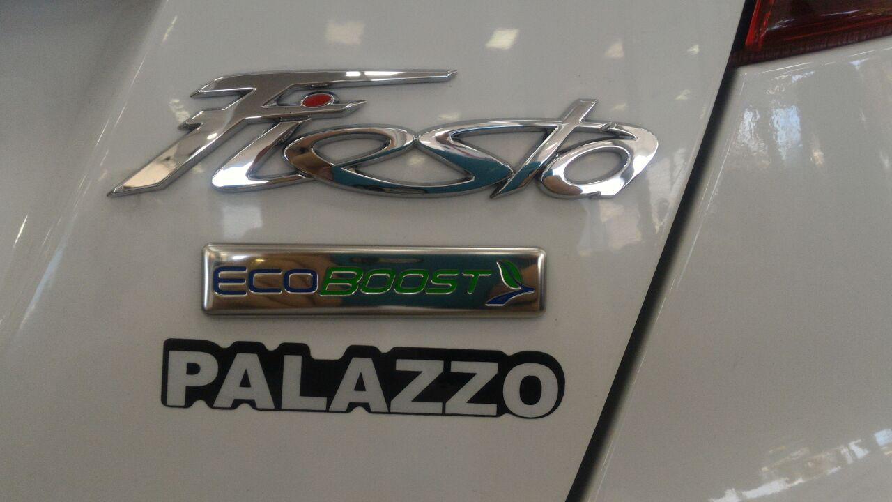Ford FIESTA ECO BOOST 1.0 2017