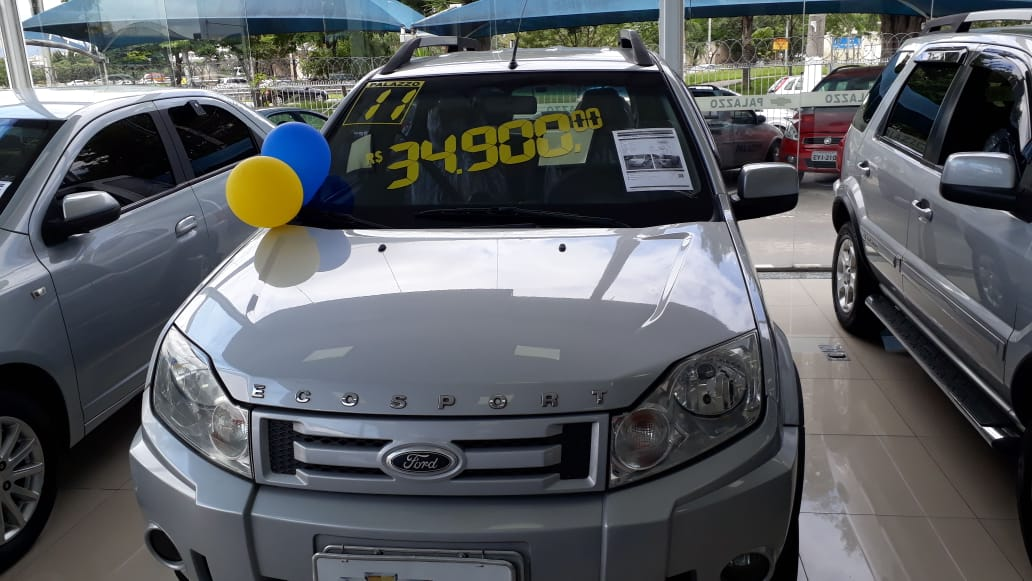 Ford ECOSPORT XLT 2.0 2011