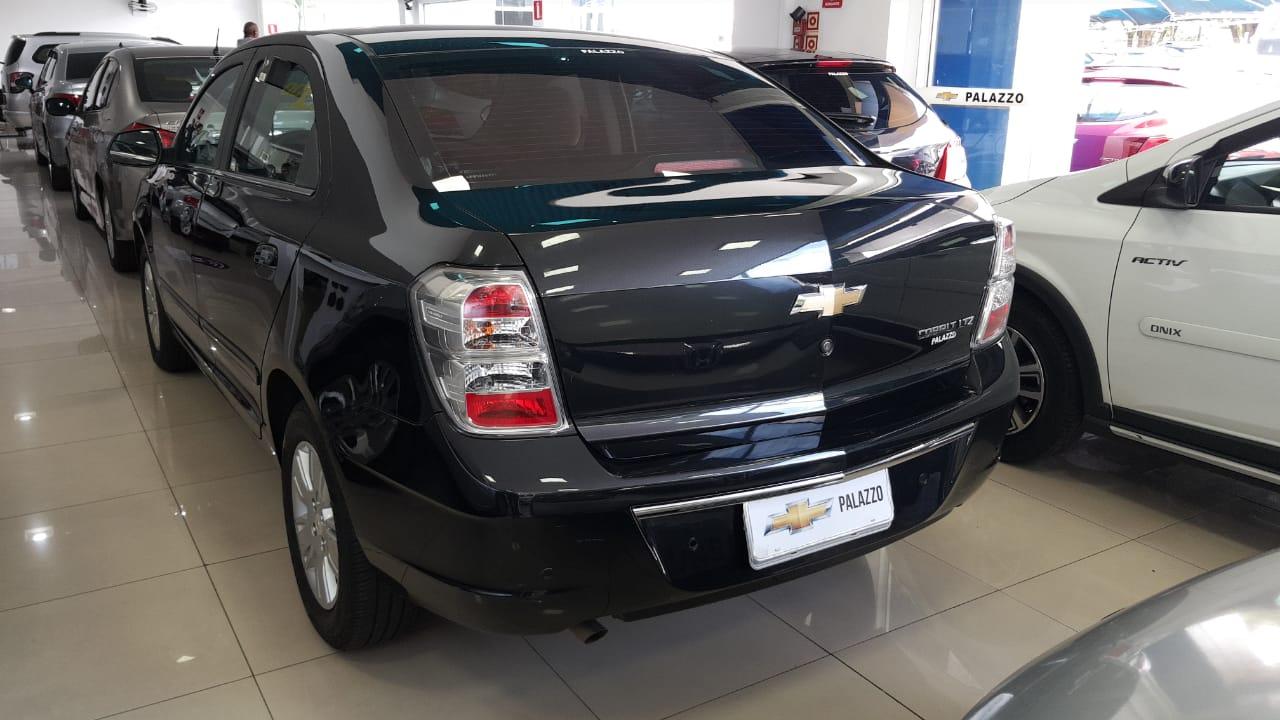 Chevrolet Cobalt LTZ 1.8 2015