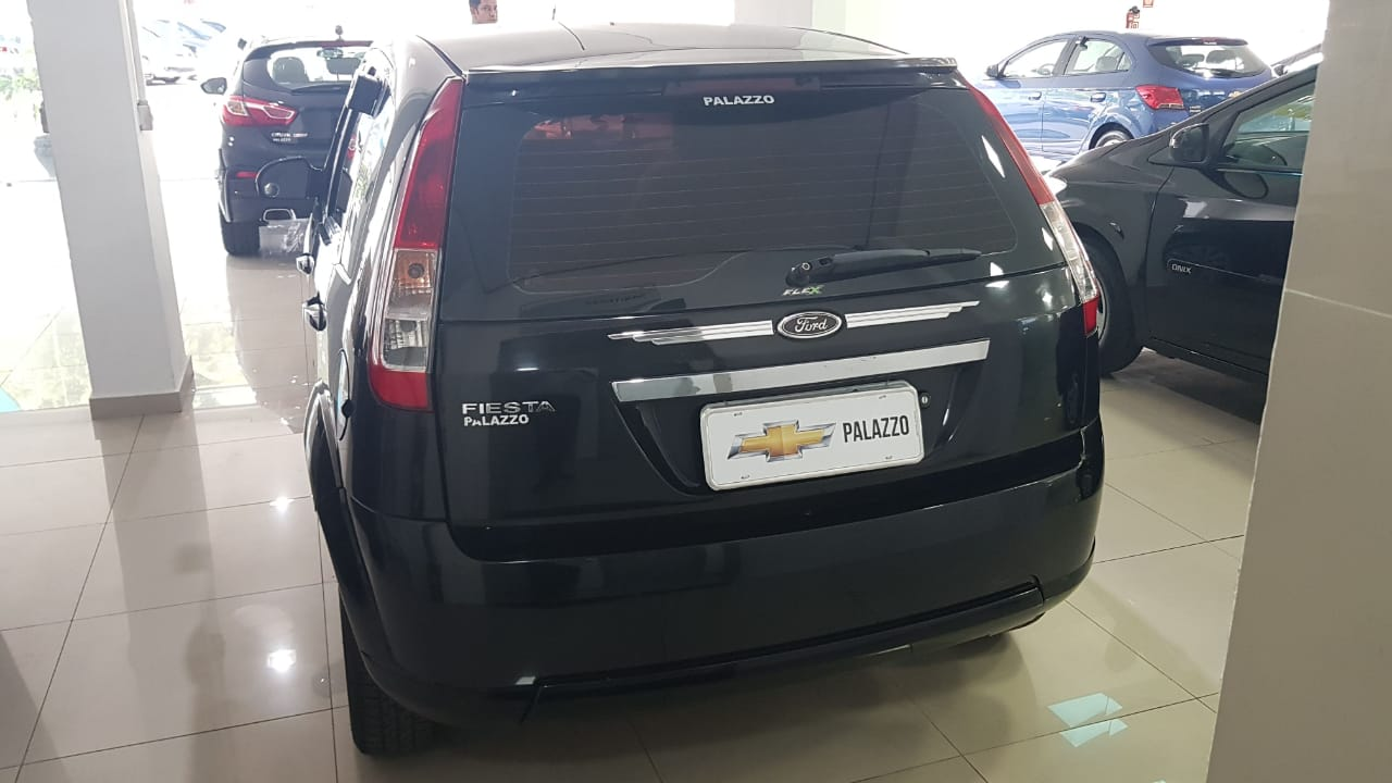 Ford Fiesta 1.0 2010