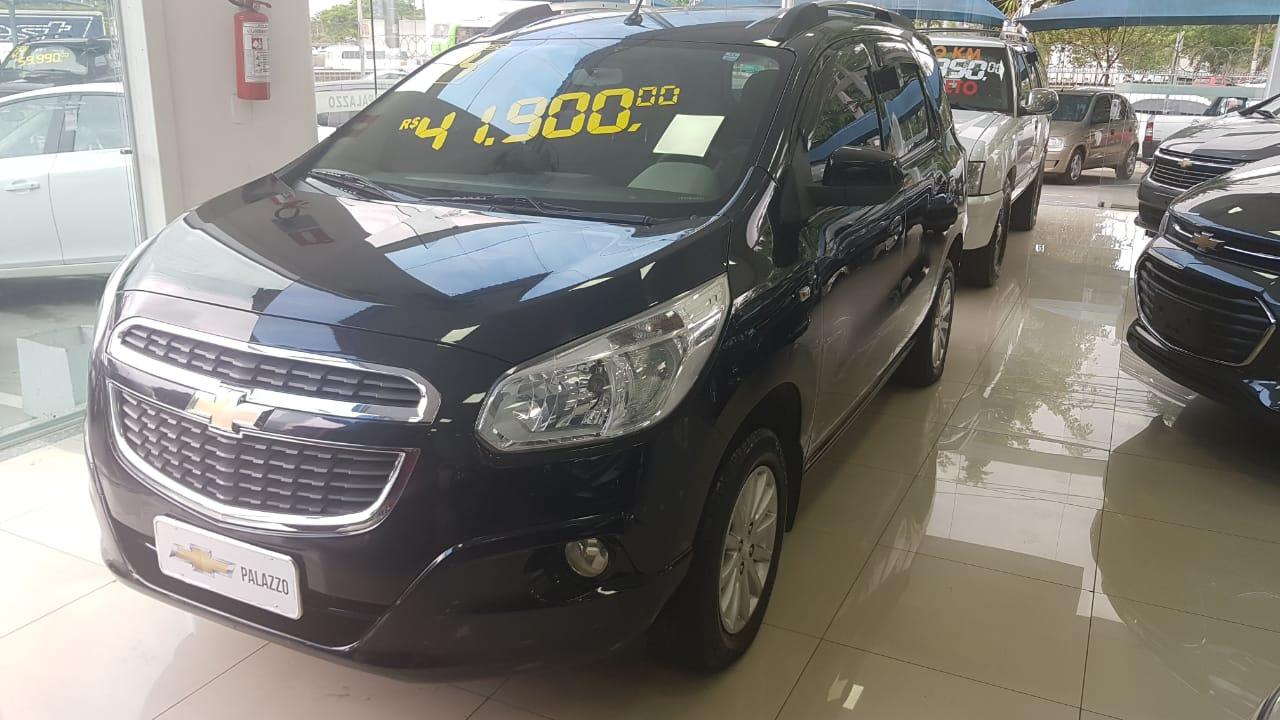 Chevrolet Spin 5 LUG LT 1.8 2014