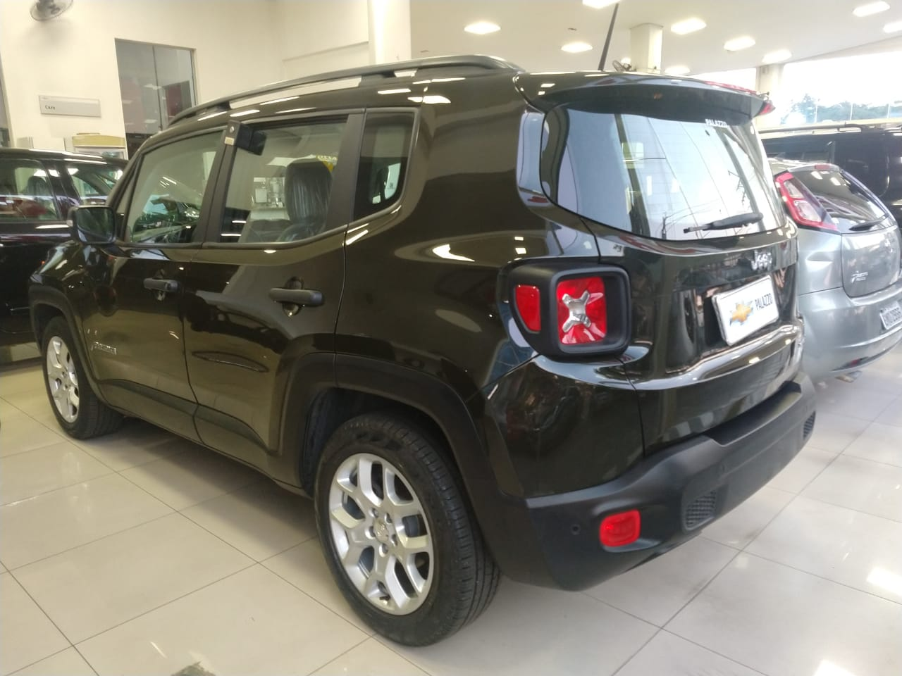 Jeep Renegade SPORT 1.8 2018