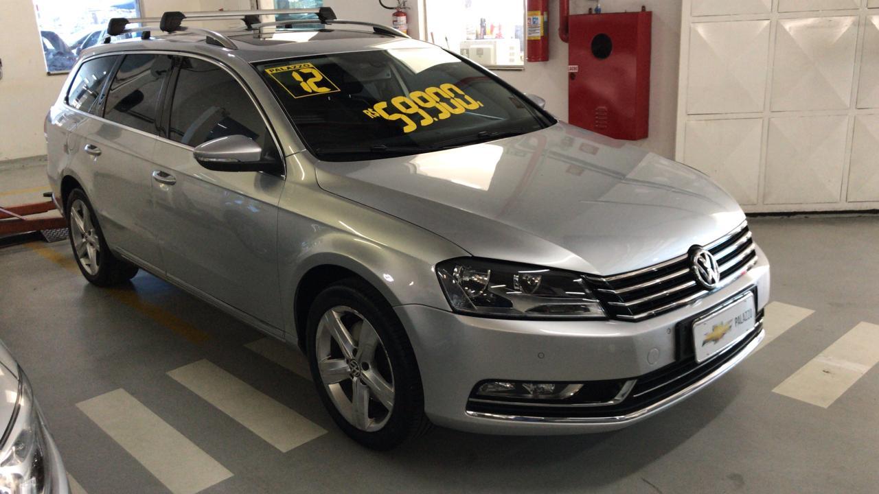 VW Passat VAR 2.0 2012