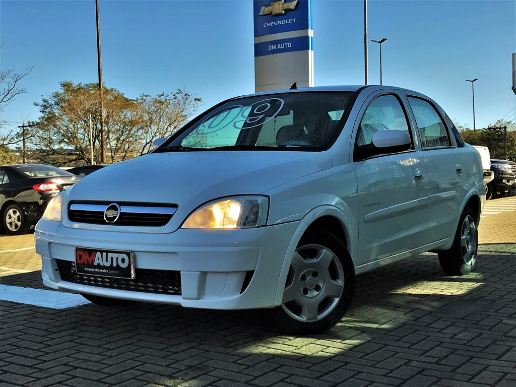 CHEVROLET CORSA SEDAN PREMIUM SEMINOVO 1.4 2009